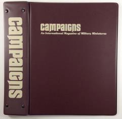 Campaigns Binder