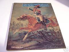 "#19 ""Napoleon's Cuirassiers, Stuart on Guadalcanal"""