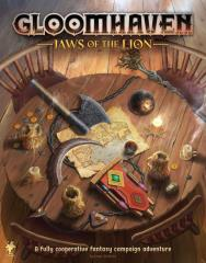 Gloomhaven - Jaws of the Lion (Stand Alone)
