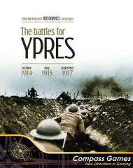 Red Poppies Campaigns Vol 1 - The Battles for Ypres