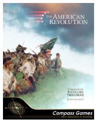 Commands & Colors Tricorne - The American Revolution