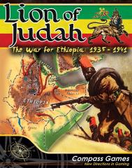 Lion of Judah - The War for Ethiopia 1935-1941