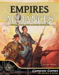 Empires & Alliances - World War One Across Europe