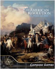Commands & Colors Tricorne - The American Revolution Expansion #1