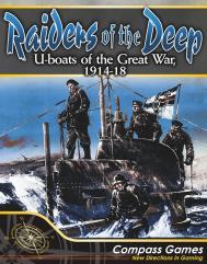Raiders of the Deep - U-Boats of the Great War, 1914-18