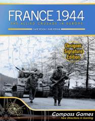 France 1944 - The Allied Crusade In Europe (Designer Signature Edition)