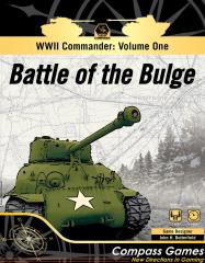 WWII Commander Vol. #1 - Battle of the Bulge