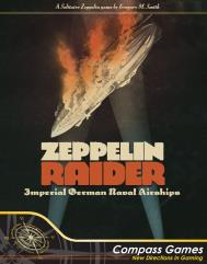 Zeppelin Raider - Imperial German Naval Airships