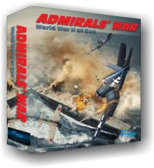 Admiral's War - World War II at Sea