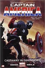 Captain America Vol. 1 - Castaway in Dimension Z