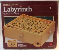 Labyrinth (Light Wood)