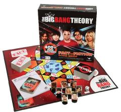 Big Bang Theory, The - Fact or Fiction Trivia Game