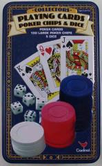 Collectors Playing Cards, Poker Chips & Dice