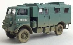 British Bedford QLR Signals Vehicle Comand #1