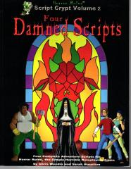 Script Crypt Volume #2 - Four Damned Scripts