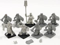 To-Tanem Warrior Unit #3