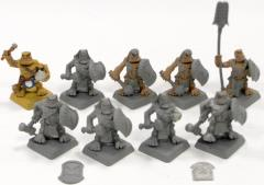 To-Tanem Warrior Unit #4