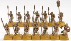 Asar Spearmen Collection #1