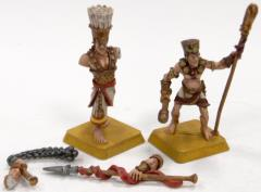 Asar Priest & Harbinger of Osiris #1
