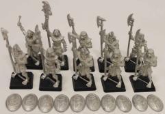 Heru Warrior Unit #1