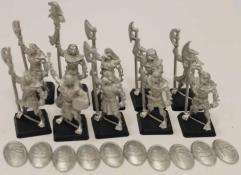 Heru Warrior Unit #2