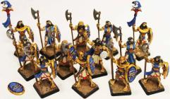 Heru Warrior Unit #3