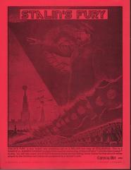 Stalin's Fury (1st Edition)
