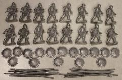 Carthaginian Pikemen Collection #1