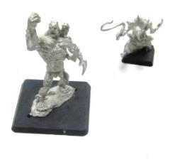 Nekharu Torturer and Flesh Hulk #1 (Metal)