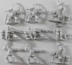 Minions - Ninjas w/Ninja Weapons Collection #1