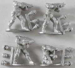 Minions - Paramilitary Goons Collection #1