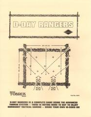 D-Day Rangers (3rd Edition)