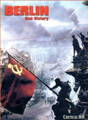Berlin - Red Victory (Cardstock Map Edition)