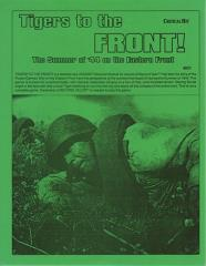 Tigers to the Front! (2nd Edition)