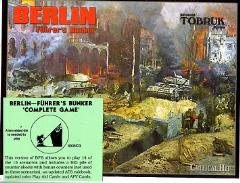 Berlin - Fuhrer's Bunker - Complete Game (2nd Edition, Cardstock Map Edition)