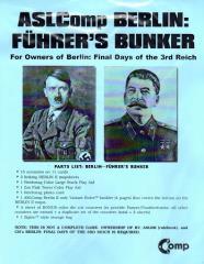 Berlin - The Fuhrer's Bunker