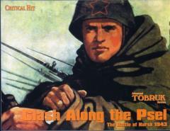 Combat Kursk - Clash Along the Psel 1943 (ATS Upgrade, 1st Edition)