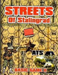 Basic Game II - Streets of Stalingrad (Cardstock Map Edition)