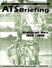 ATS Briefing #2 - Arab-Israeli Wars 1948-1956