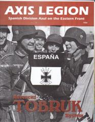 Axis Legion - Spanish Division Azul on the Eastern Front (2nd Edition)