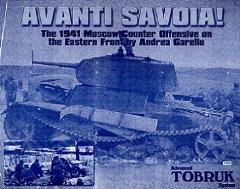 Avanti Savoia! - The 1941 Moscow Counter Offensive on the Eastern Front