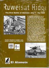Ruweisat Ridge - The First Battle of Alamein, July 1-15, 1942 (2nd Edition)