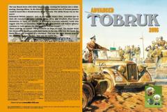 Advanced Tobruk (2016 Monster Edition)