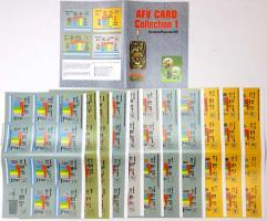 AFV Card Collection #1