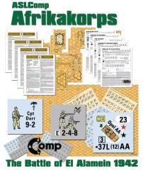 Afrikakorps - El Alamein Core Pack #1