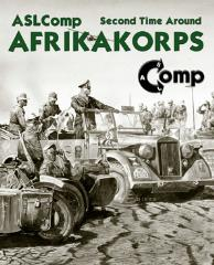 Afrikakorps - Second Time Around