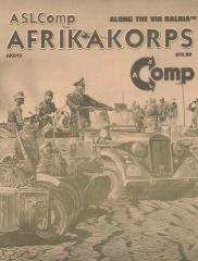 Afrikakorps - Along the Via Balbia