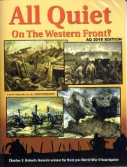 All Quiet on the Western Front | Board Game | BoardGameGeek