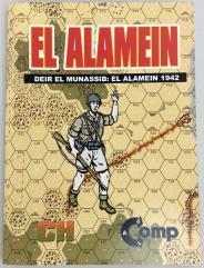 El Alamein - Deir El Munassib, 1942