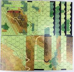 Dien Bien Phu Monster Map